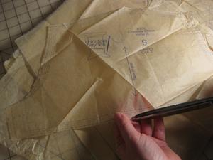 pattern cutting tips