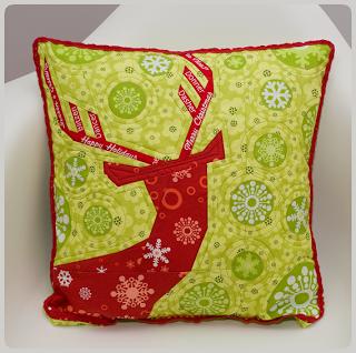 deer block for pillow