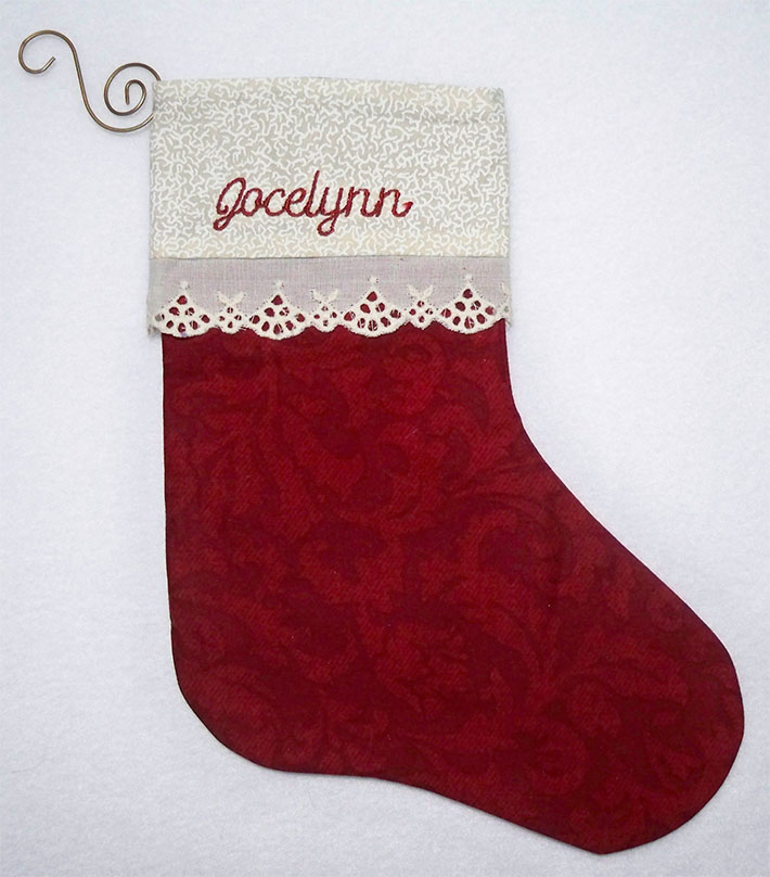 free stocking pattern final