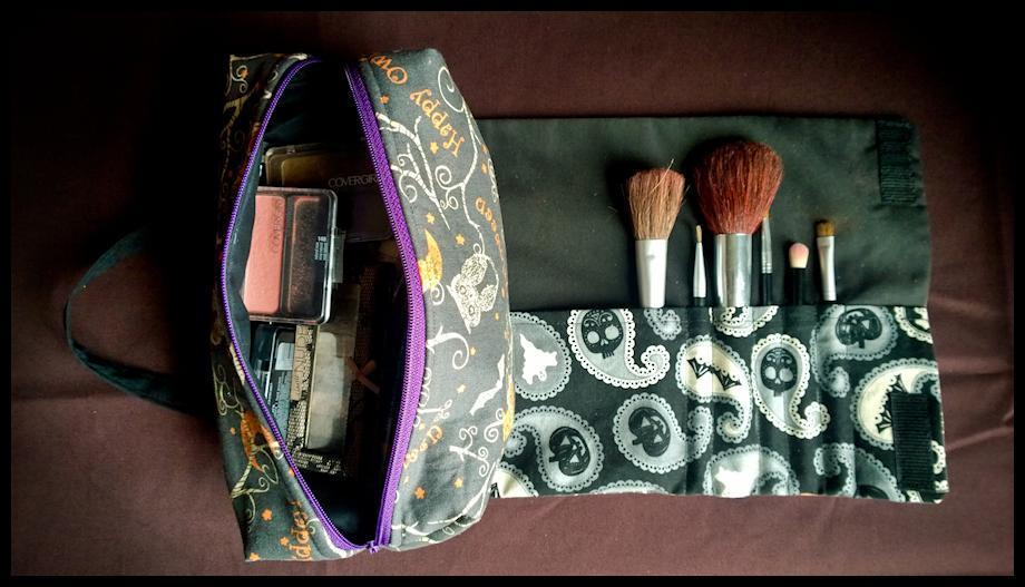 Maddie Makeup Bag Pattern