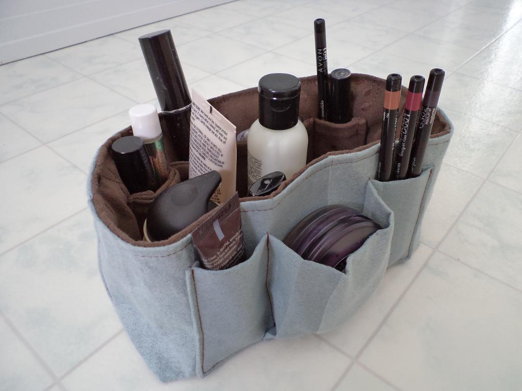Crafty Cosmetics Caddy