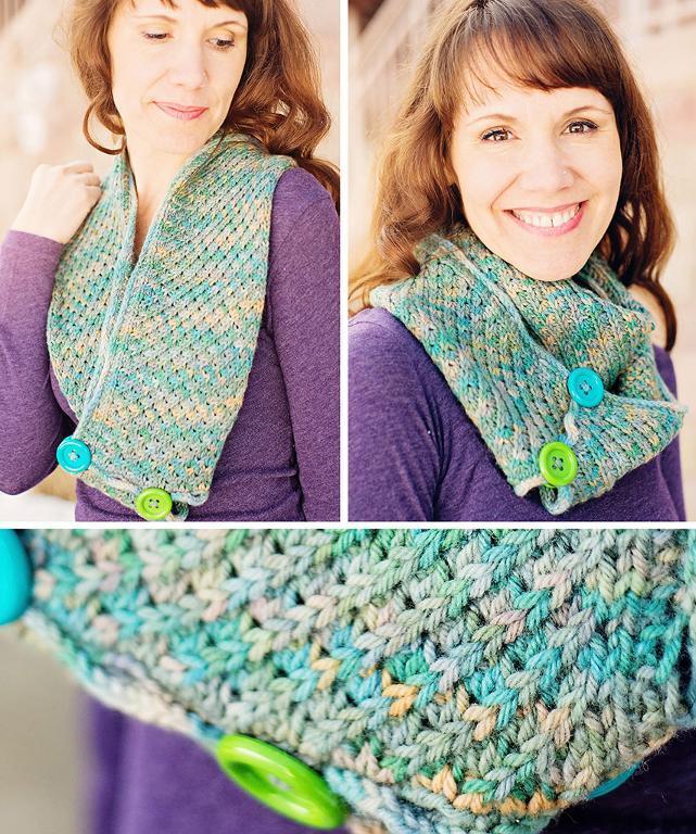 Asteri Scarf Knitting Pattern