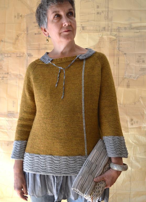 Grainline Sweater Knitting Pattern
