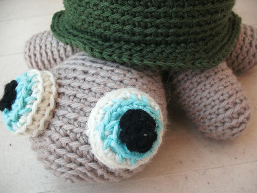 Turtle Amigurumi Crochet