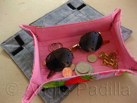Travel Tray FREE Sewing Pattern
