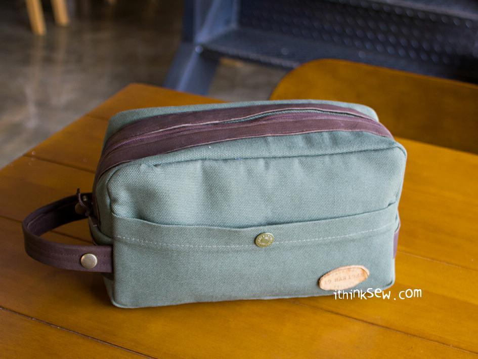 Nathan Traveler Pouch