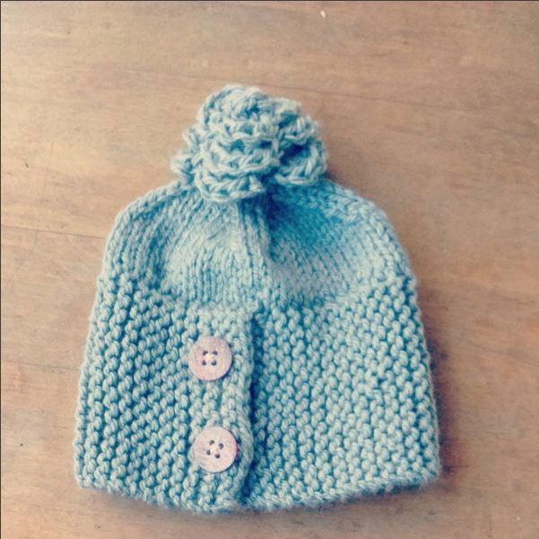 Portland Hat Knitting Pattern