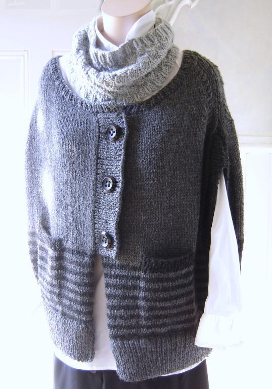 Love This Cardigan Knitting Pattern