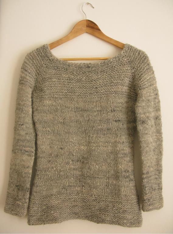 Caora Sweater FREE Knitting Pattern