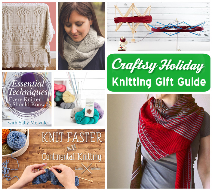 Bluprint Holiday Knitting Gift Guide