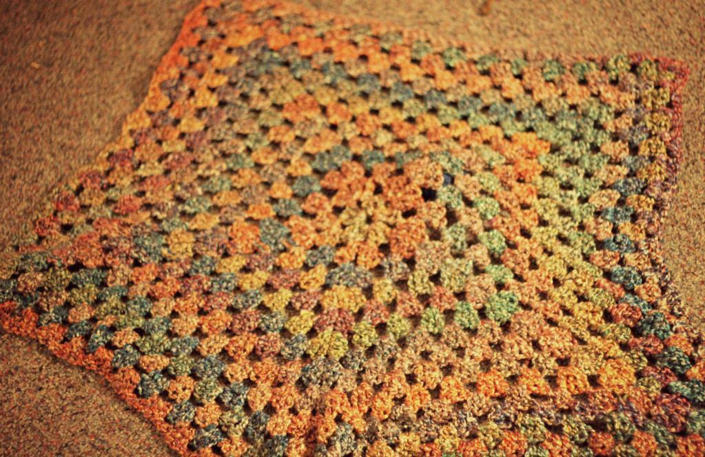 granny star blanket