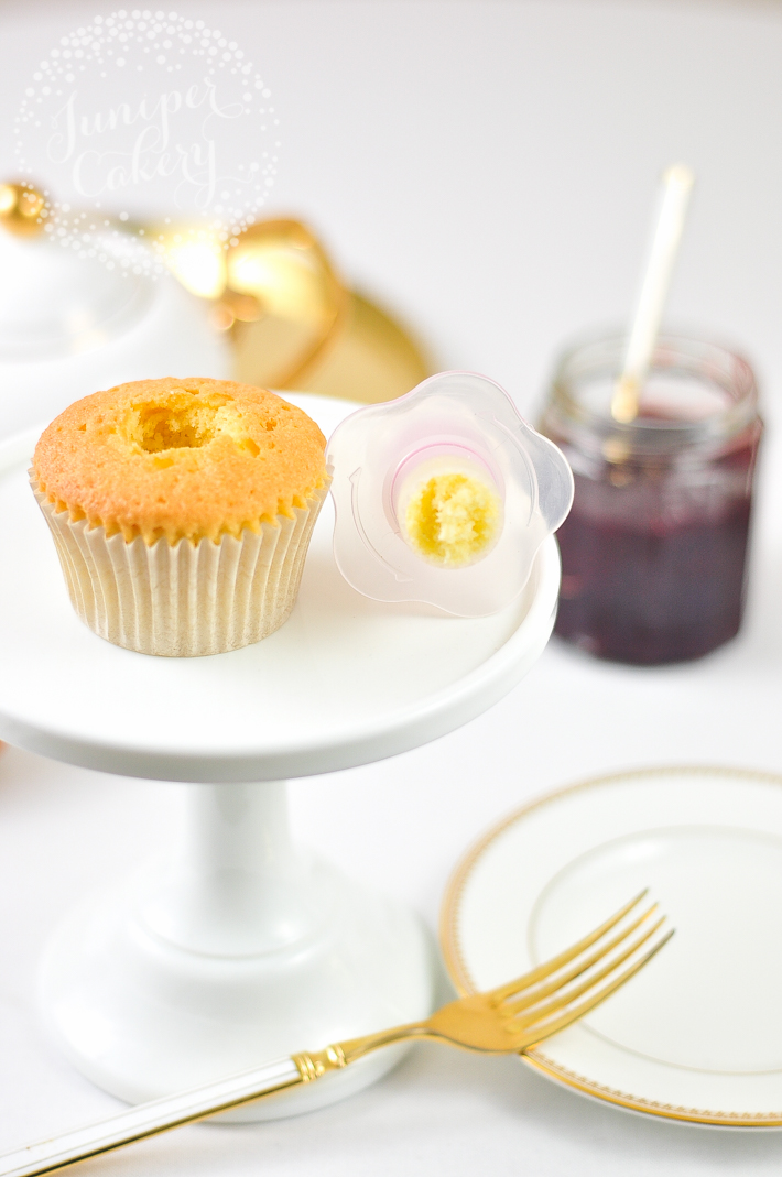 Pros and cons to using a cupcake corer