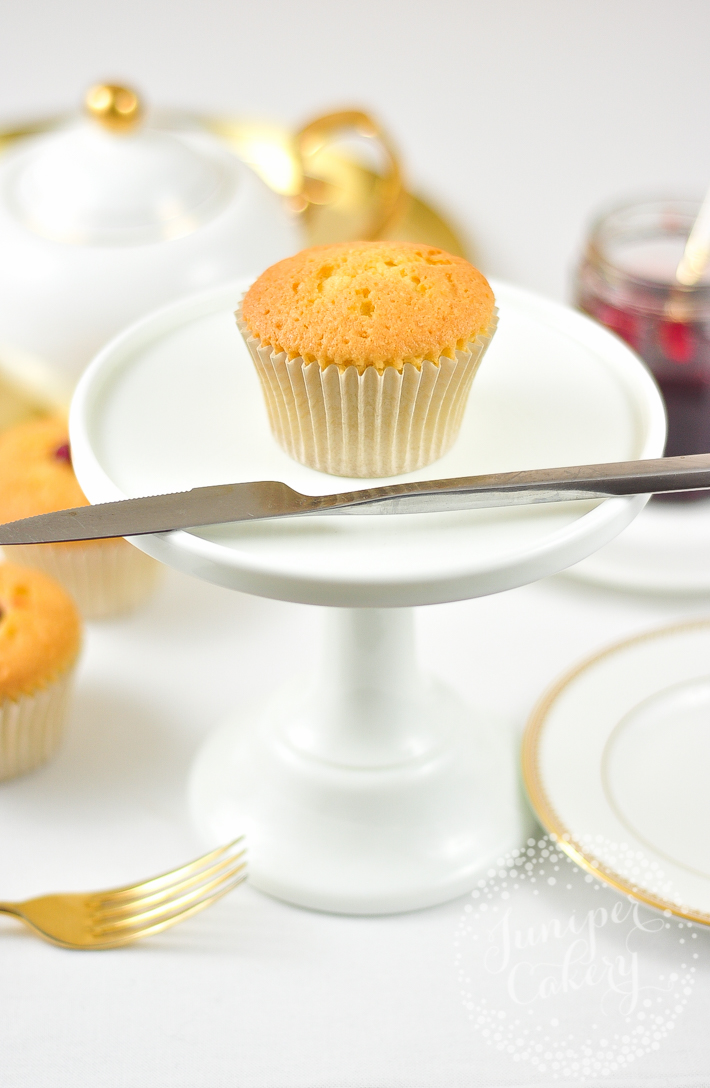 How to core a cupcake using a knife