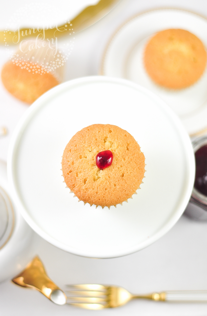 How to fill cupcakes using a bismarck tip