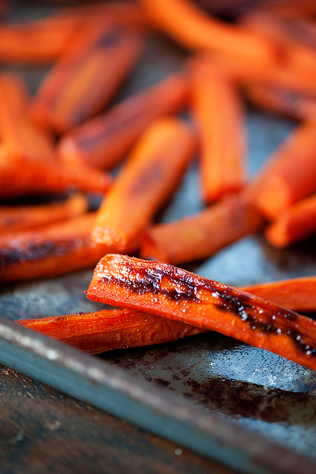 Maple Glazed Carrot Recipe