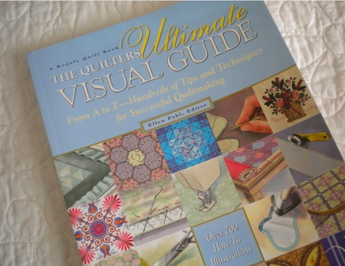 quilters ultimate visual guide