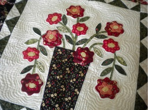 rough edge applique