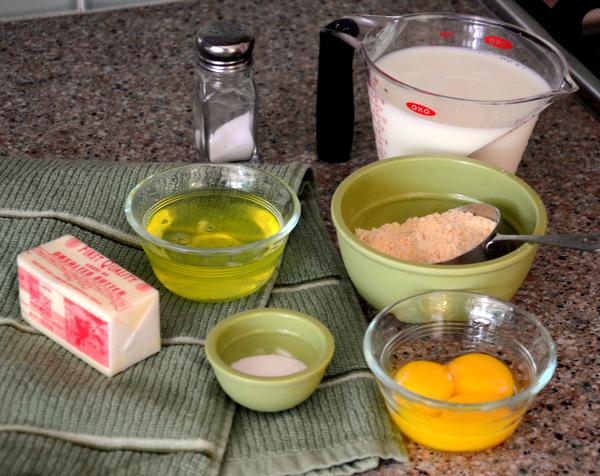 Spoon Bread Ingredients