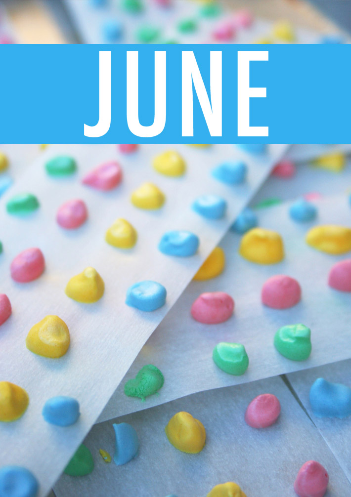 Food Holidays June