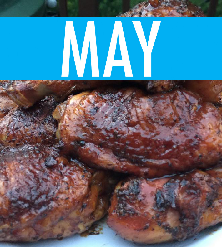 Food Holidays May