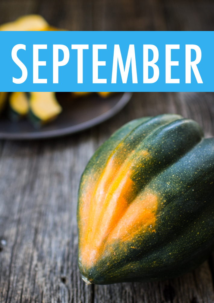 Food Holidays September