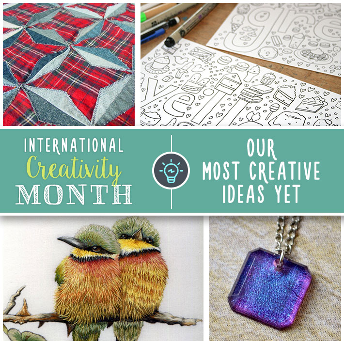 our most creative blog posts