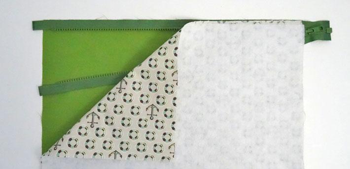 3a Install zipper