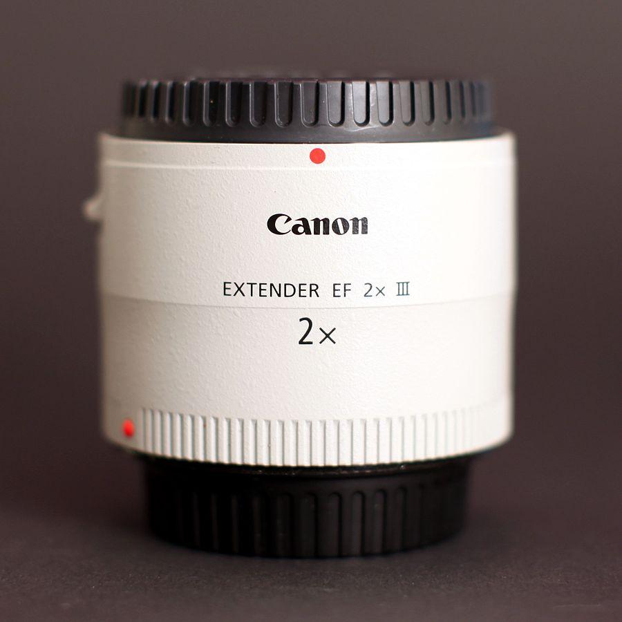 Canon 2x Teleconvertor