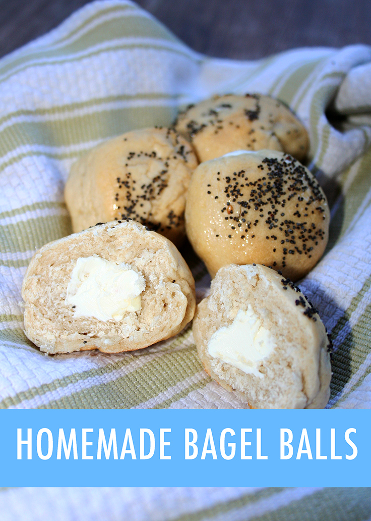 Bagel balls