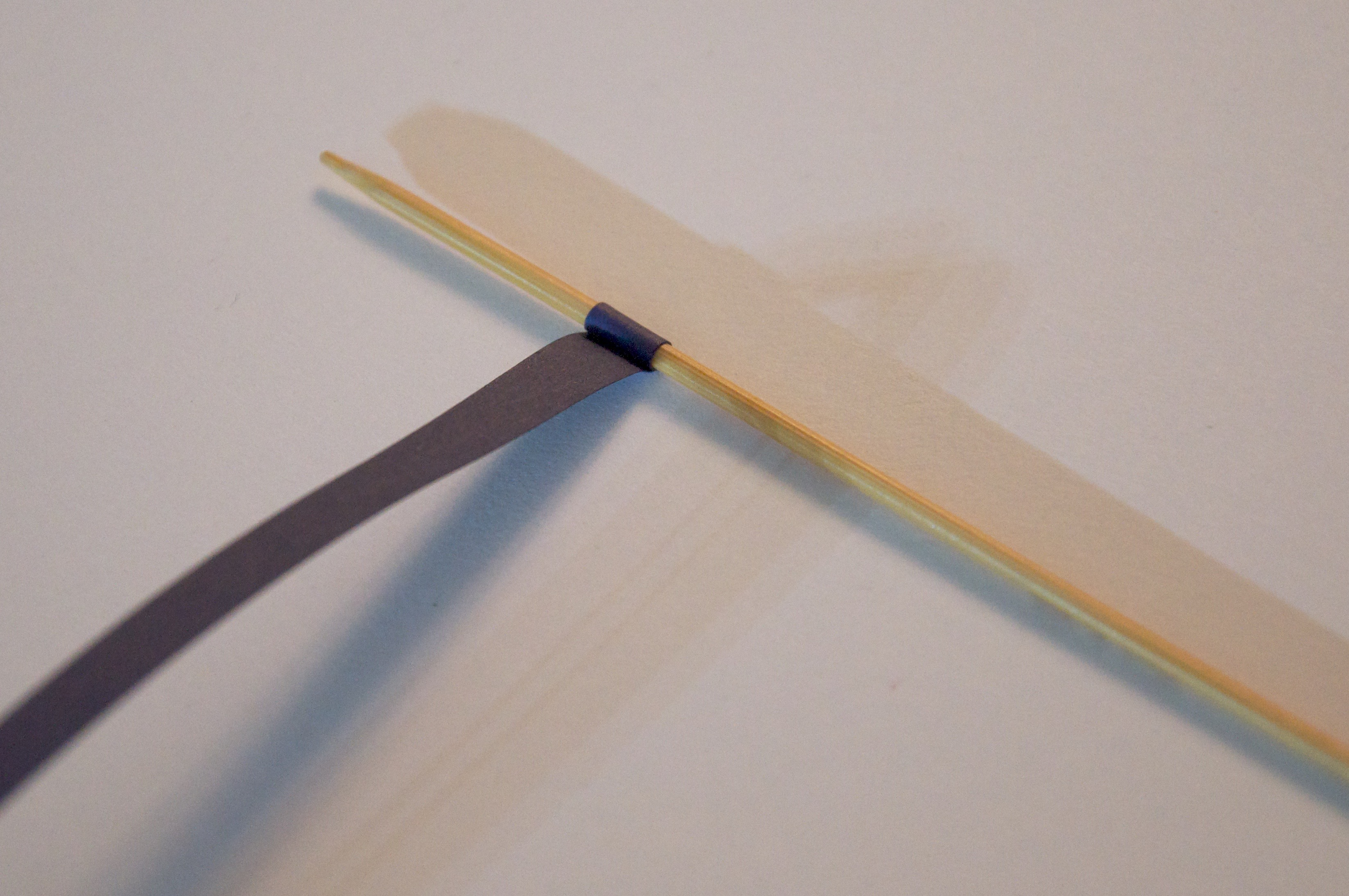 Image of quilling needle form