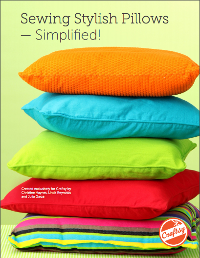 Sewing Stylish Pillows Simplified