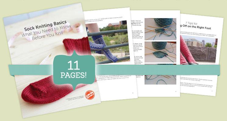 Sock Knitting Guide
