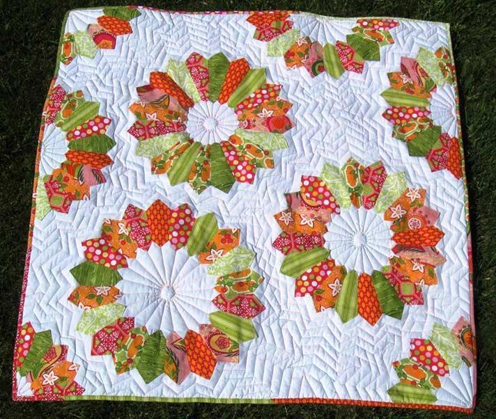 double dresden delight quilt pattern