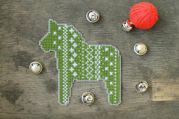 Horse Cross-Stitch Pattern