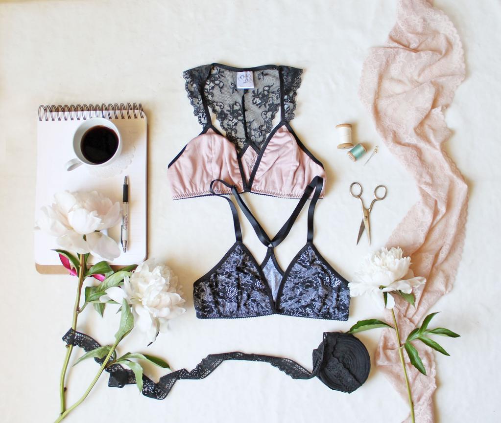 Ohhh Lulu 1506 Scarlett Bra Sewing Pattern