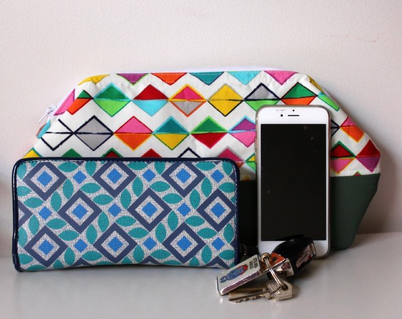The Reunion Clutch FREE Sewing Patterns