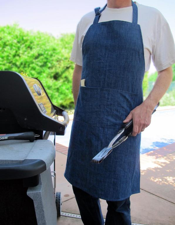 Mens Apron Pattern