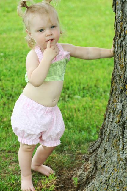 Sweet & Simple Bloomers Sizes NB - 24 months
