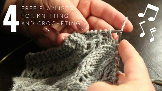 knitting playlists