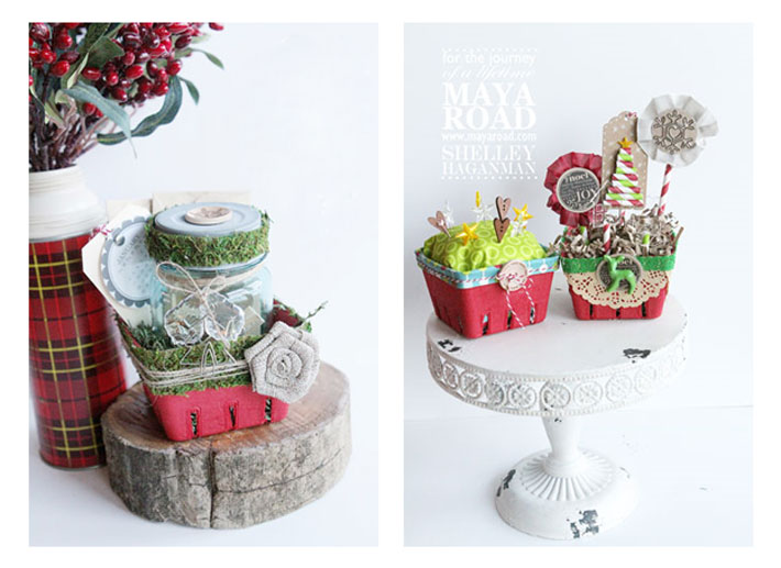 9 Festive Paper Craft Ideas For Gifts On Bluprint