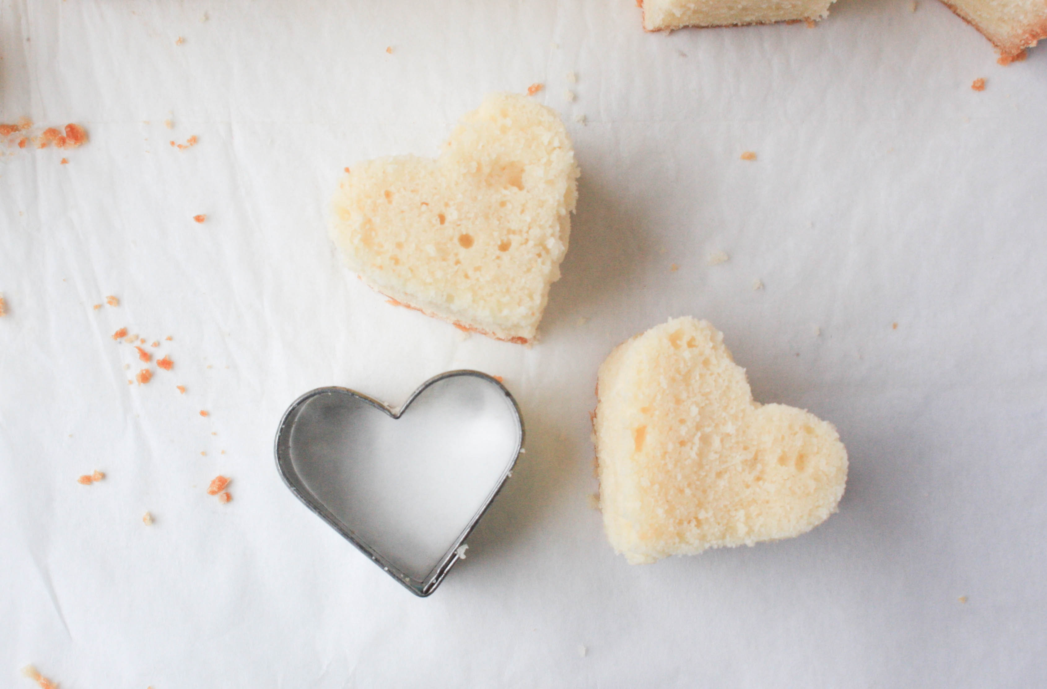 Cutting petit fours | Erin Gardner