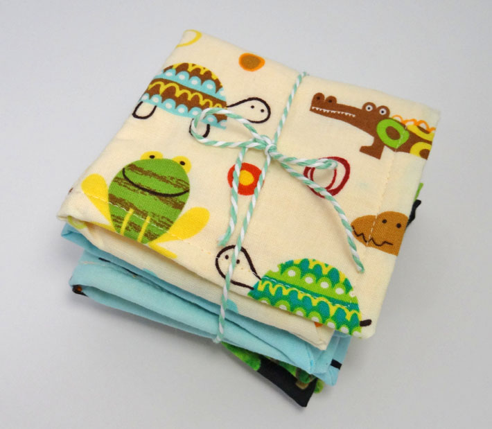 10 Minute Facecloth - Gift Stack of 3