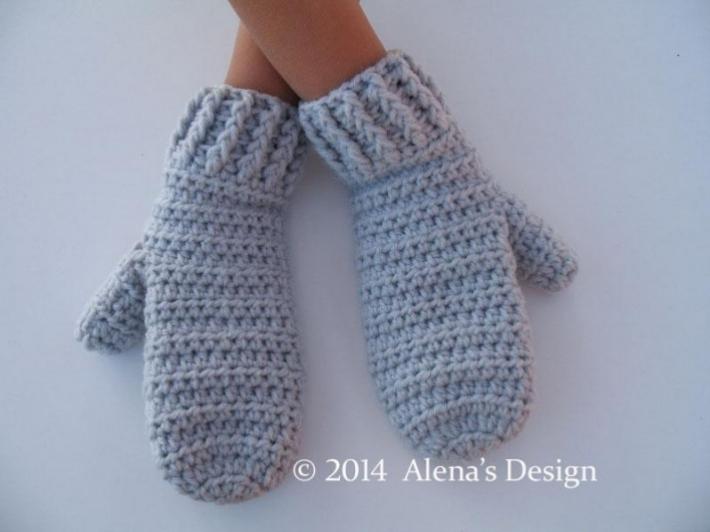 Anna's mittens for crochet mitten patterns