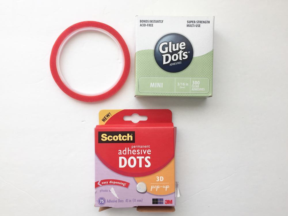 Overview of Paper Craft Adhesives