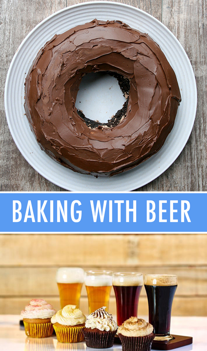 Baking with beer