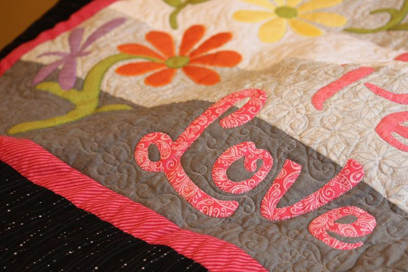 Covered in Hope quilt