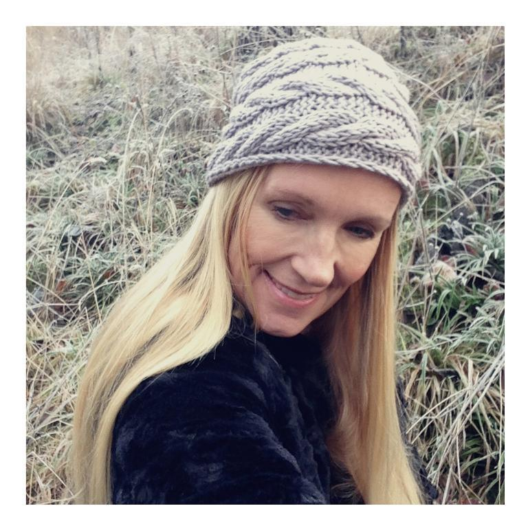 Cable Wrap Beanie FREE Knitting Pattern