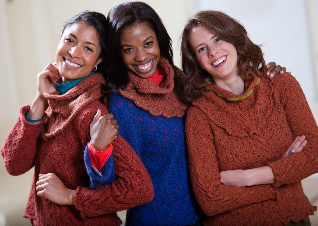 Goddess Sweater Collection for Knitting