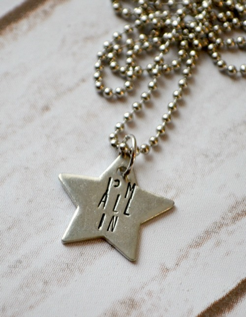 Gilmore Girls Pendant Necklace