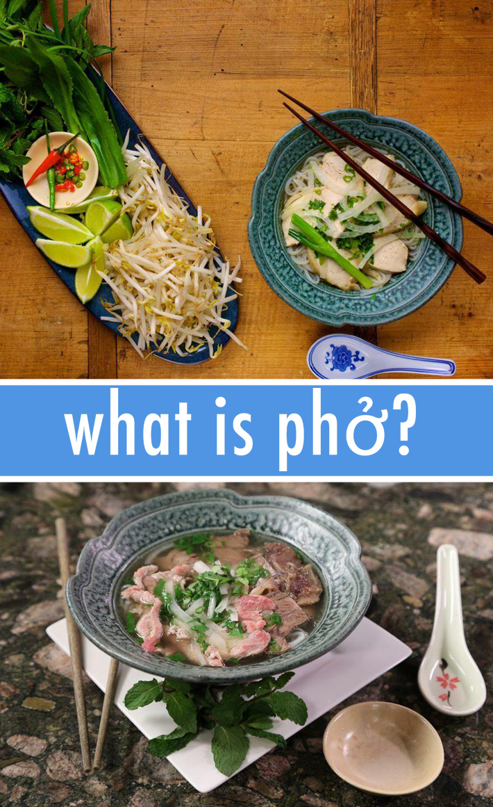 You've probably heard of pho, but do you know what it is? Find out here.